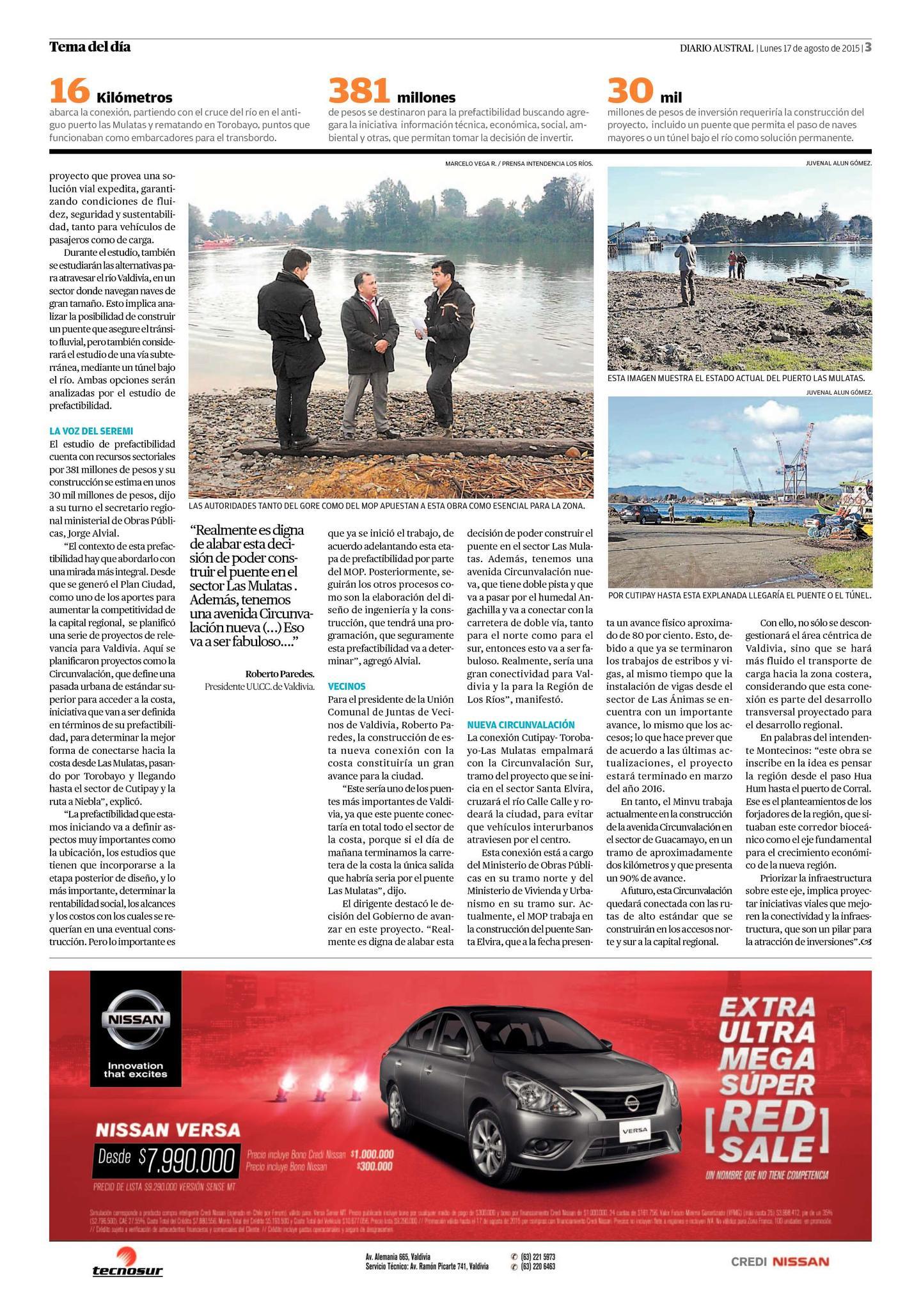 Valdivia noticias debates proyectos page 157 for Jardin urbano valdivia