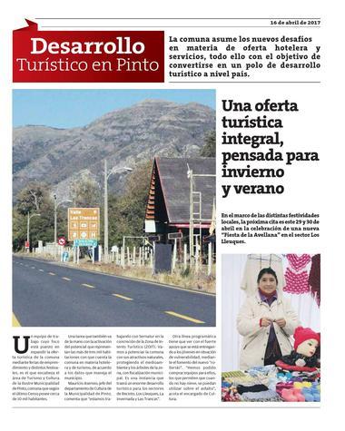 Desarrollo Turístico en Pinto