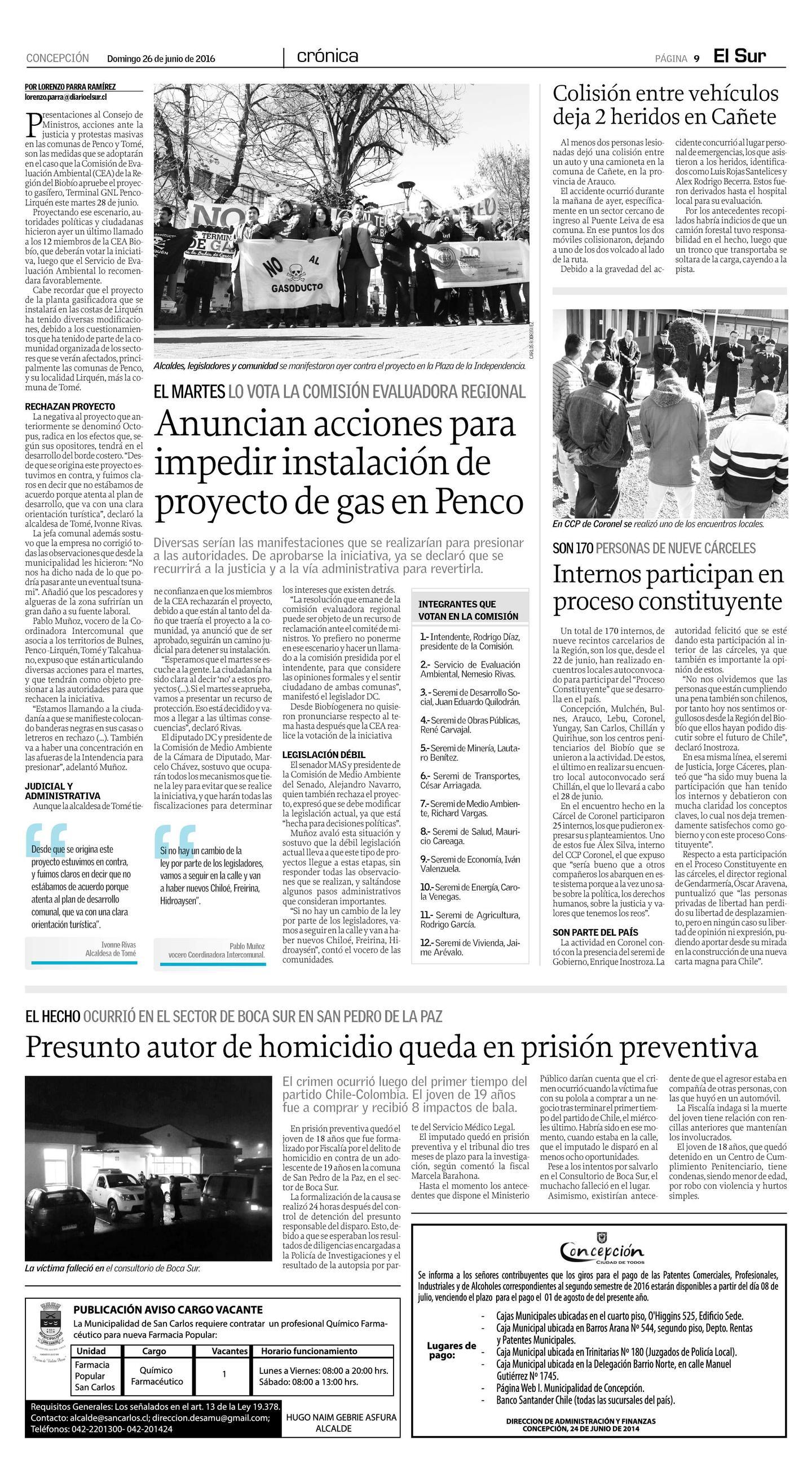 Universidad de Concepción Dirección de Postgrado Facultad de ...