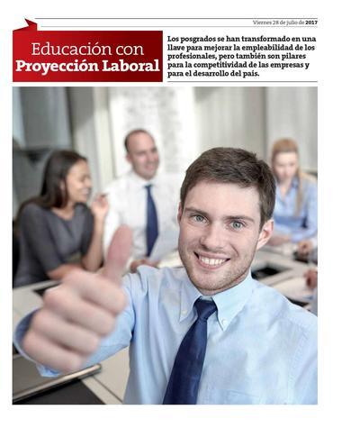 Educación con Proyección Laboral