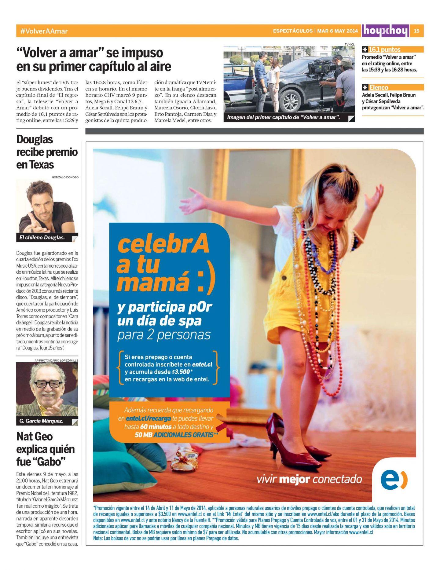Página 15   hoyxhoy.cl - HoyxHoy, el diario que no tiene precio ...