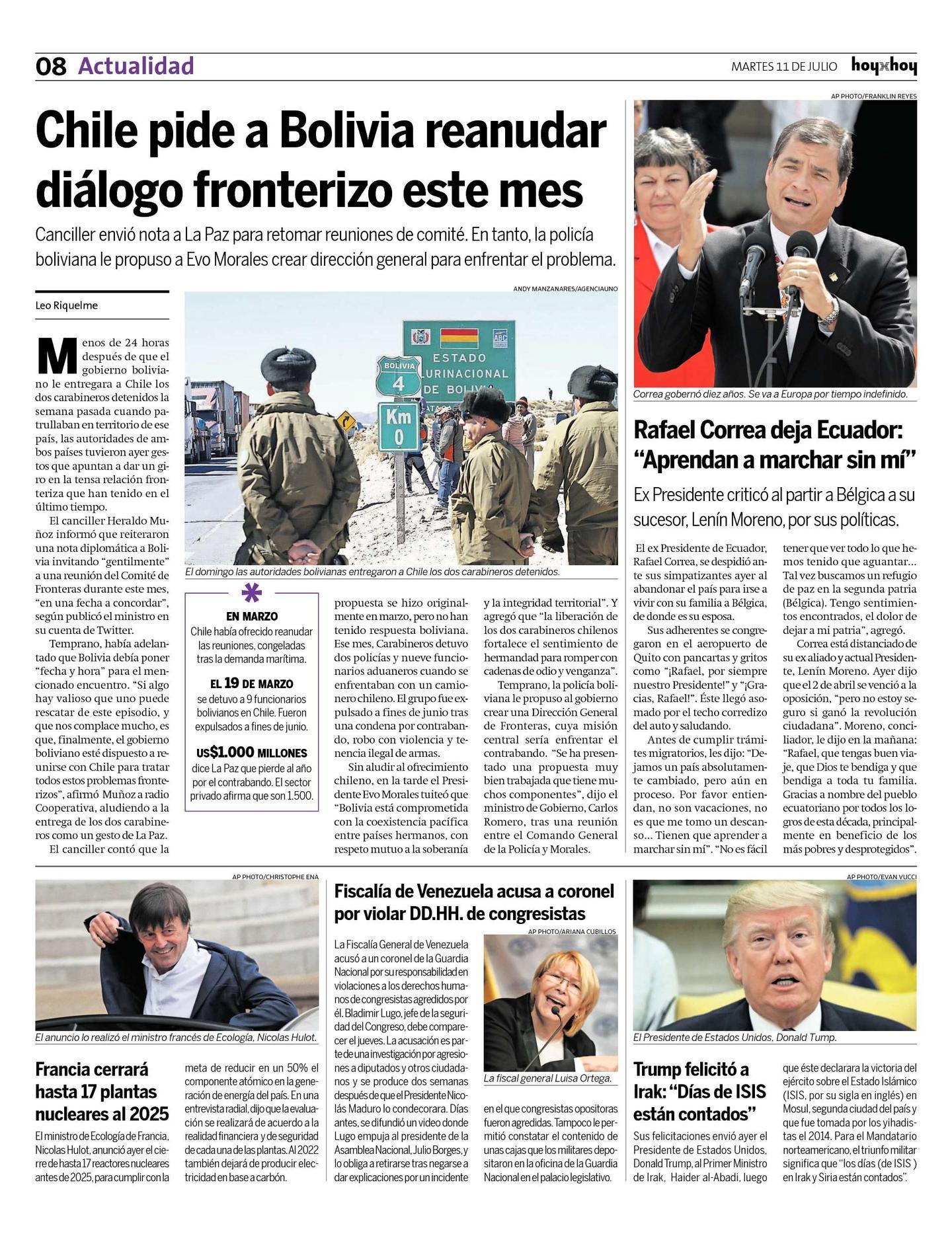 Página 8 | hoyxhoy.cl - HoyxHoy, el diario que no tiene precio ...