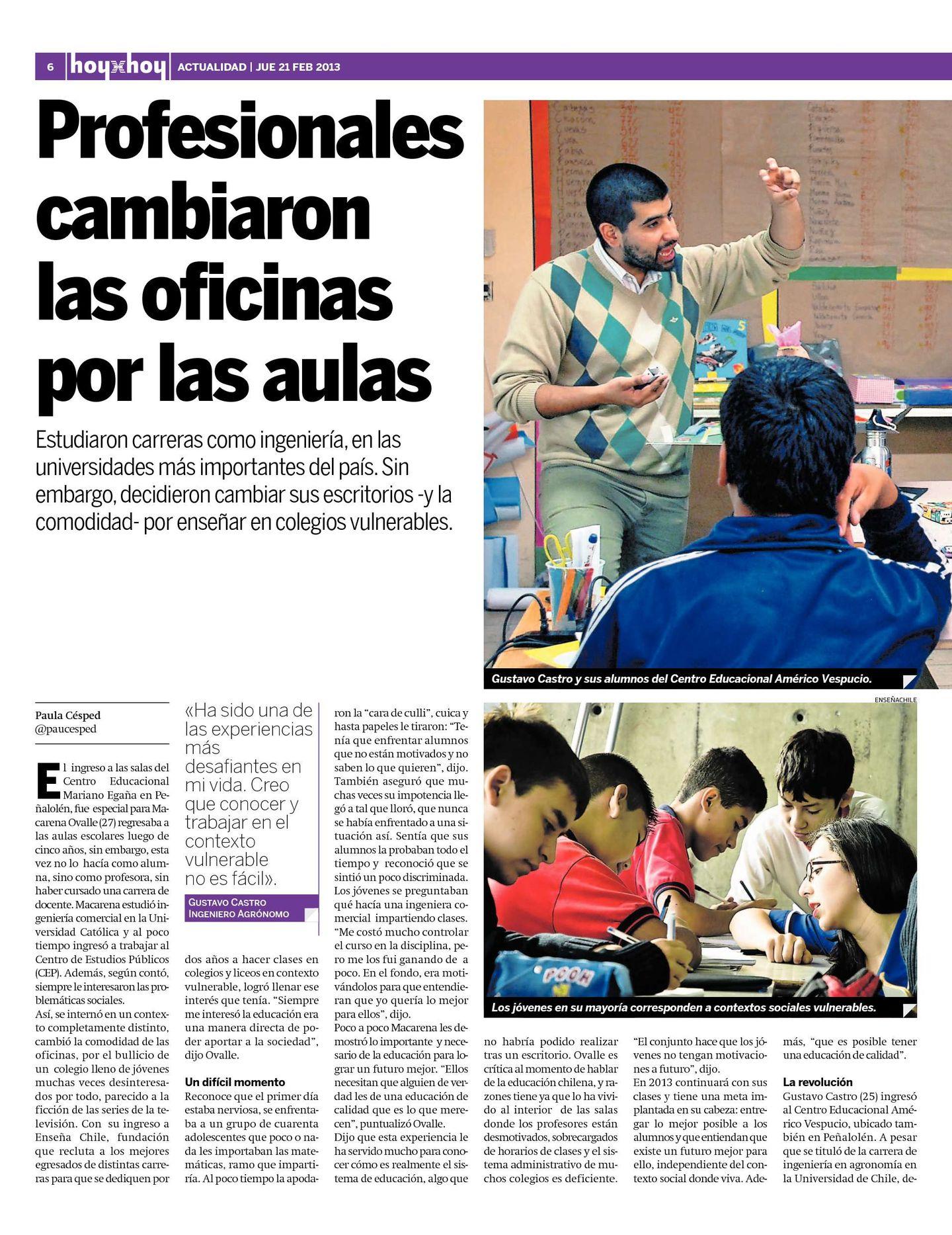 b63f81787 Página 6   hoyxhoy.cl - HoyxHoy, el diario que no tiene precio ...