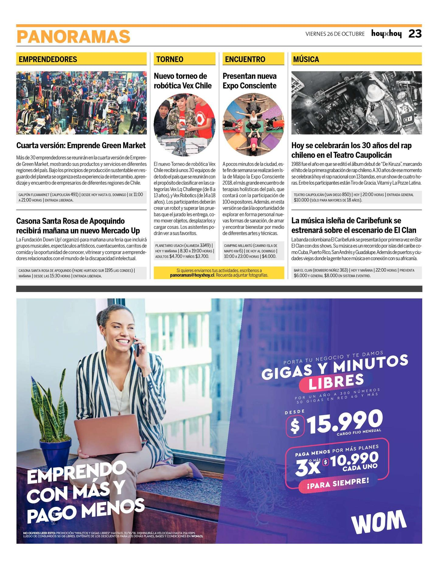 Página 23 | hoyxhoy.cl - HoyxHoy, el diario que no tiene precio ...