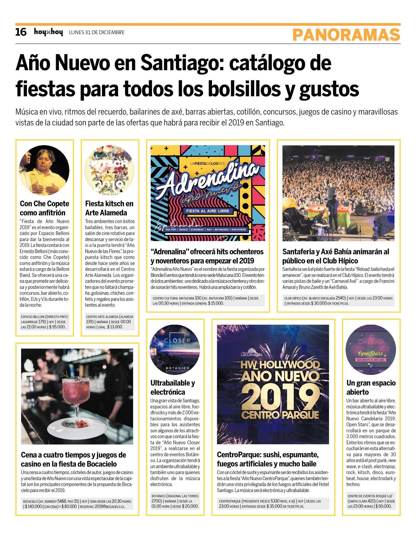 Pagina 16 Hoyxhoy Cl Hoyxhoy El Diario Que No Tiene Precio
