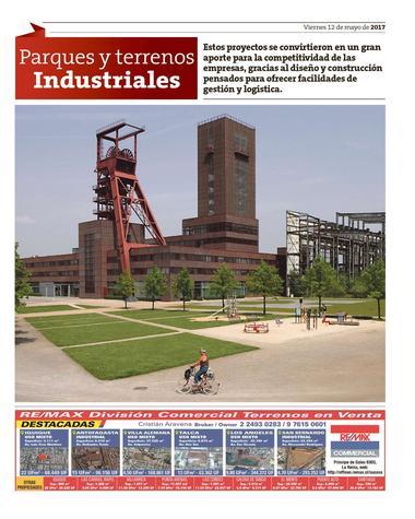 Parques y terrenos industriales