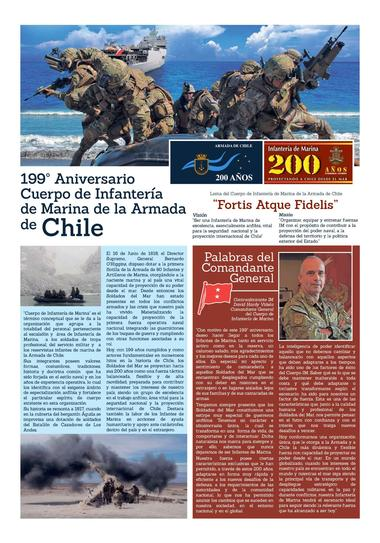 Aniversario Infantería de Marina