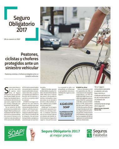 Seguro Obligatorio 2017