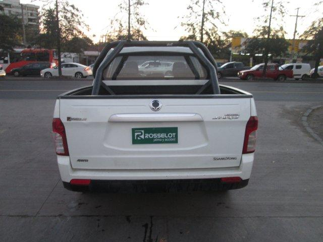 ssangyong new actyon sport 4x4 2.0 mt aa nas710aa