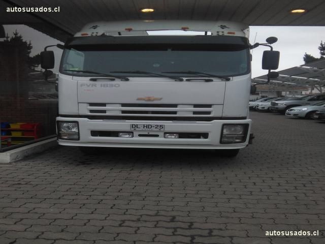 Camiones Kovacs Chevrolet Fvr 1830 2012