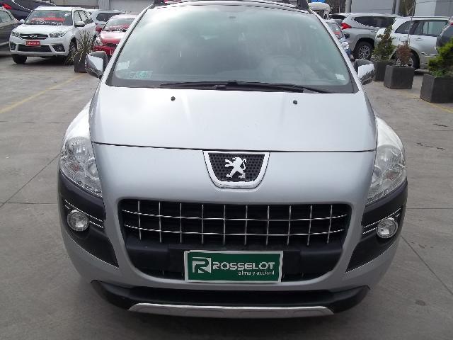 Autos Rosselot Peugeot 3008 premium hdi 1.6 mt 2013