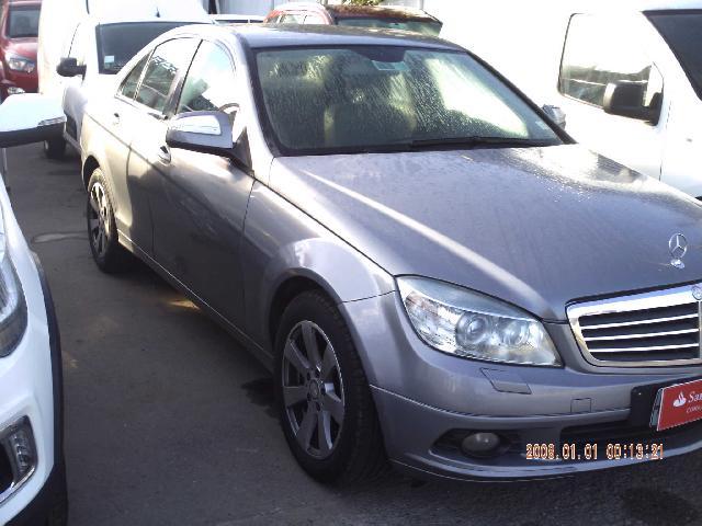 Vehículos Rosselot Mercedez benz C 180 2008