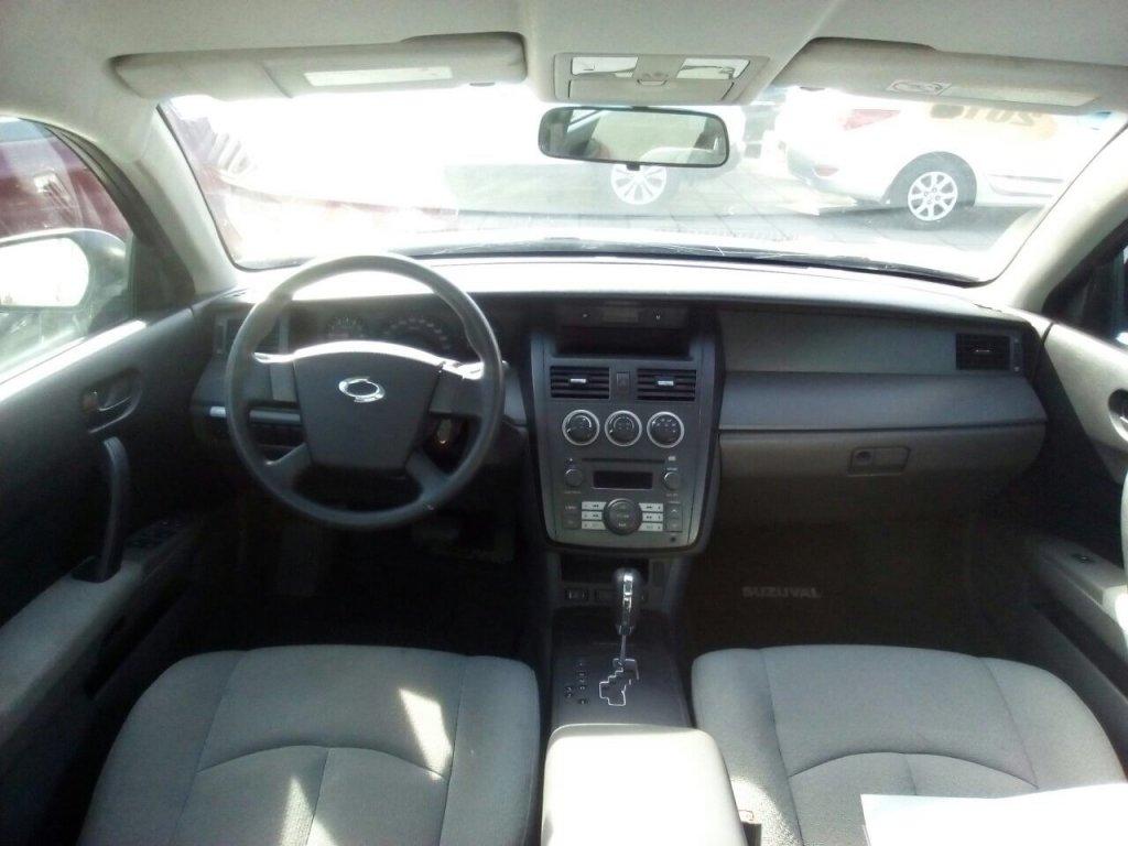Autos AyR Automotriz Samsung Sm5 pe 2.0 at 2010