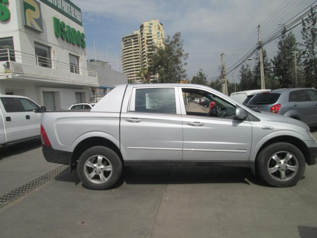 ssangyong actyon sport 2.0 at dh abs aa ll 4x4-as723-es