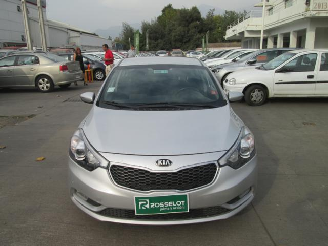 Autos Rosselot Kia New cerato sx at 1.6 ac dab abs euro v-1533  2015
