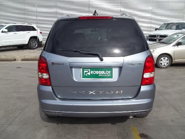 Camionetas Rosselot Ssangyong Rexton ii xdi 2.7 mt abs wxc301 2012