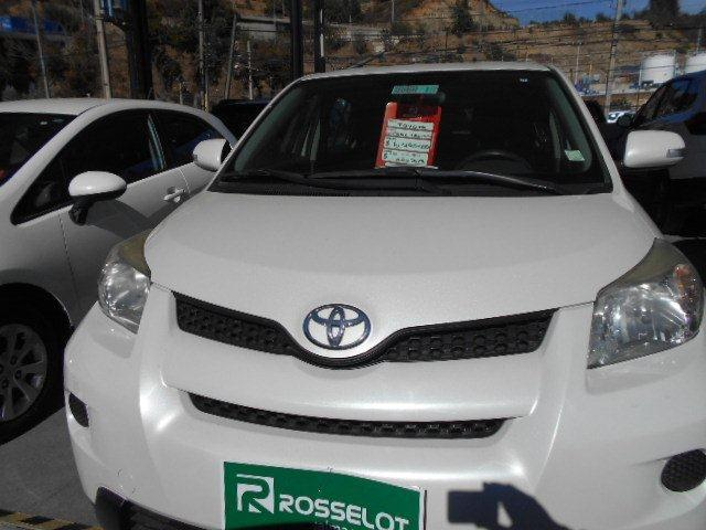 toyota urban cruiser 1.3 6mt full equipo