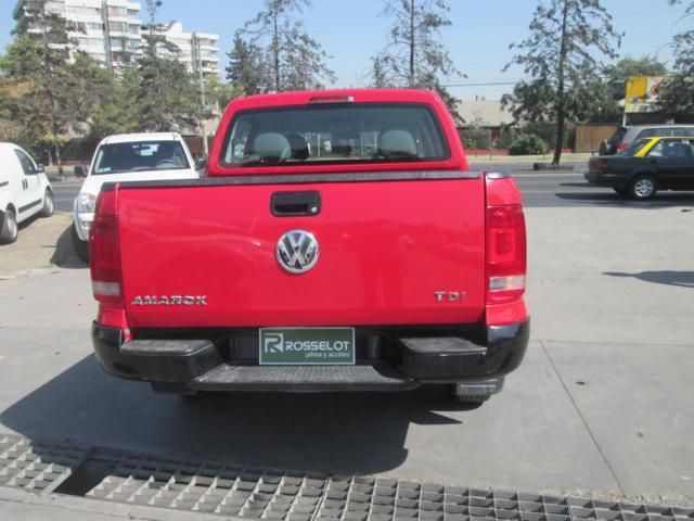 Camionetas Rosselot Volkswagen Amarok 2.0 diesel 2013