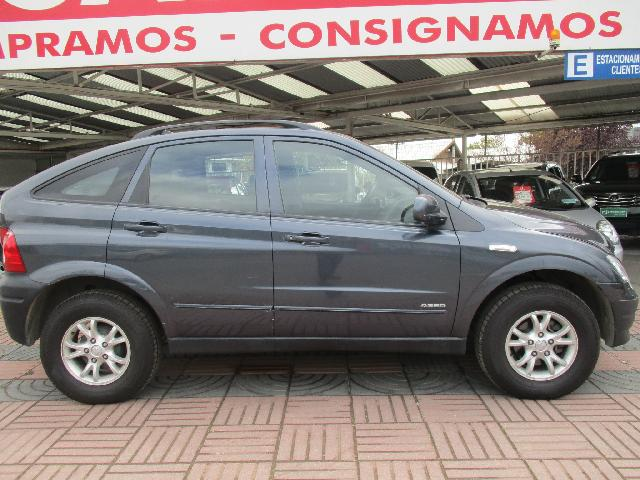 ssangyong actyon 2.3 aut