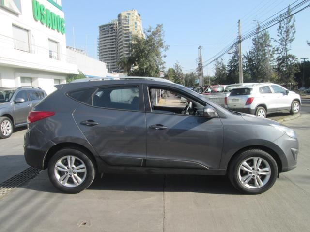 hyundai new tucson gl 2.0 at