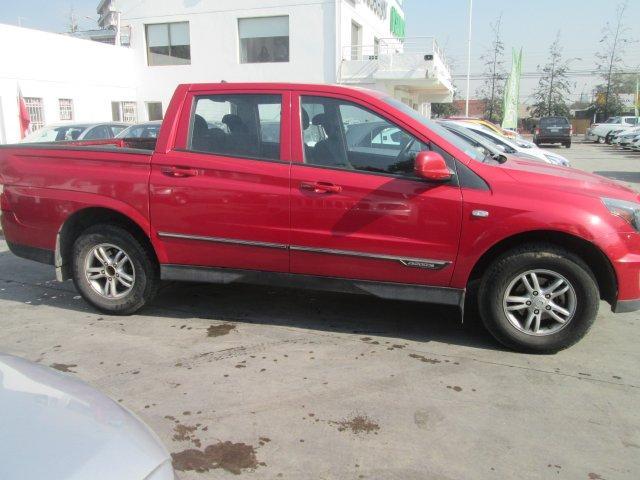 ssangyong new actyon sport 4x2 2.0 mt a/a abs ll-nas612-euro iv