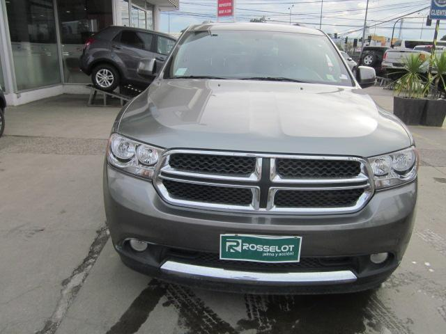 dodge durango express 3.6 at 4x2