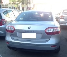 Autos AyR Automotriz Renault Fluence authentique  2014