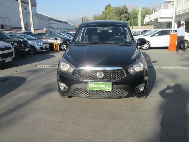 ssangyong new actyon sport 4x2 2.0 mt aa-nas611