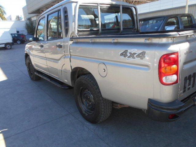 mahindra new pick up xl d/cab 4x4 2.2