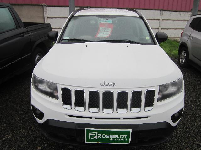 Autos Rosselot Chrysler New compass sport 2.4 at 4x4 2014