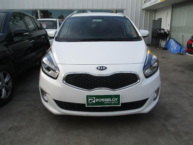 Autos Rosselot Kia New carens ex 1.7 dsl 7p 6at dab abs ac - 1447 2015