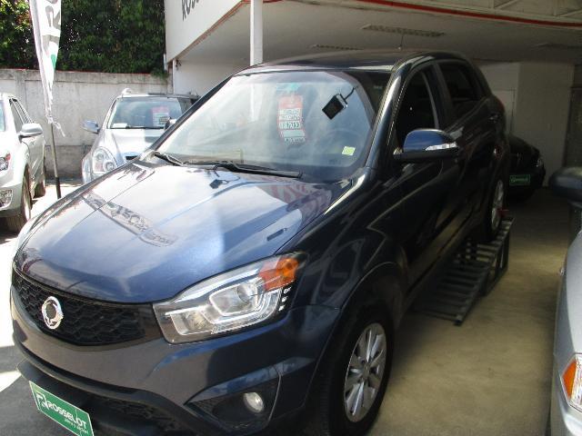 Camionetas Rosselot Ssangyong New korando gas 4x2 mt-nkc1010  2014