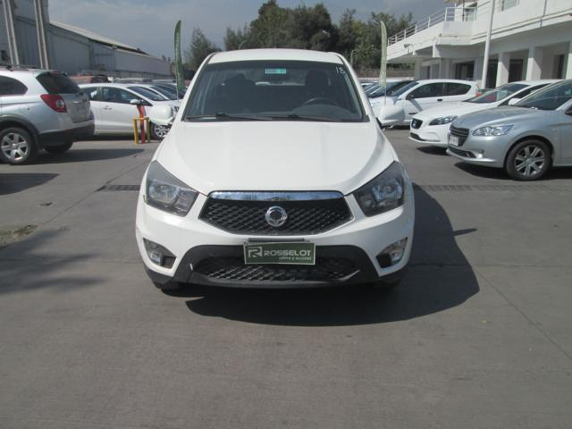 ssangyong new actyon sport 4x2 2.0 mt aa-euro v-nas610aa