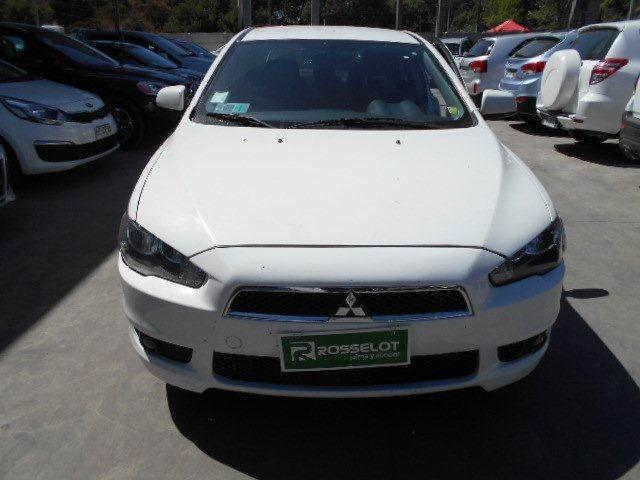 Autos Rosselot Mitsubishi Lancer  at r/t 1.6 4x2 2014