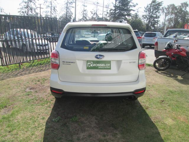 subaru all new forester gl 2.0 mt
