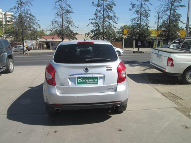 ssangyong korando gas 4x2 at-kc1111