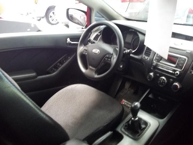 Autos Rosselot Kia New cerato ex 1.6 mt ab-1390  2014
