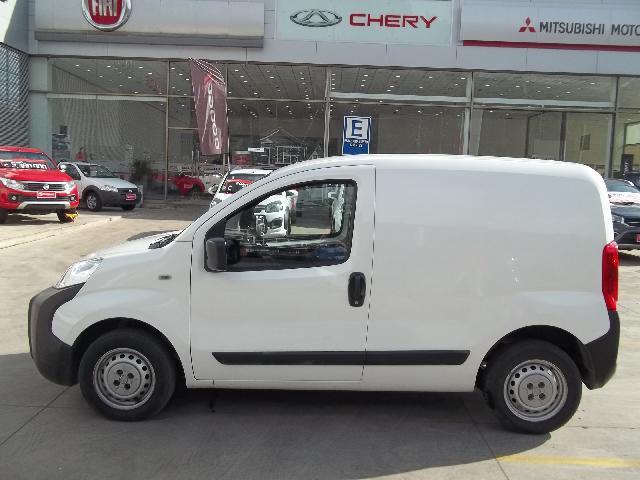Camionetas Rosselot Fiat Fiorino city diesel ( puerta lateral )  2015
