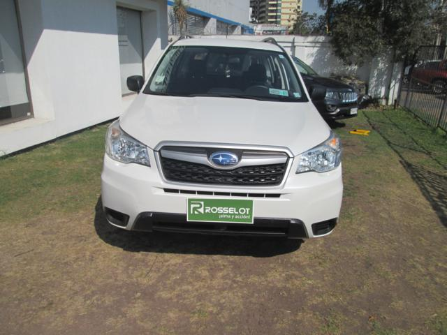 Autos Rosselot Subaru All new forester gl 2.0 mt 2013