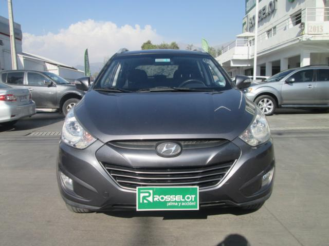 Autos Rosselot Hyundai New tucson gl 2.0 at 2011