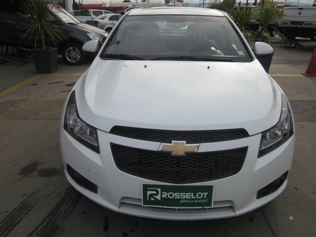 Autos Rosselot Chevrolet Cruze 1.8 ls limited cuero techo ll abs 6air bag at 2013