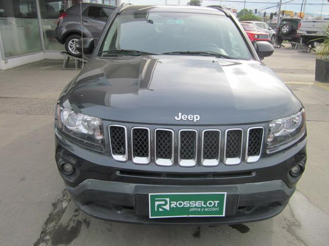 Autos Rosselot Chrysler New compass sport 2.4l at 4x2 2015