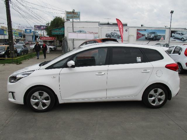 kia new carens ex 1.7 dsl 7p 6at dab abs ac - 1447