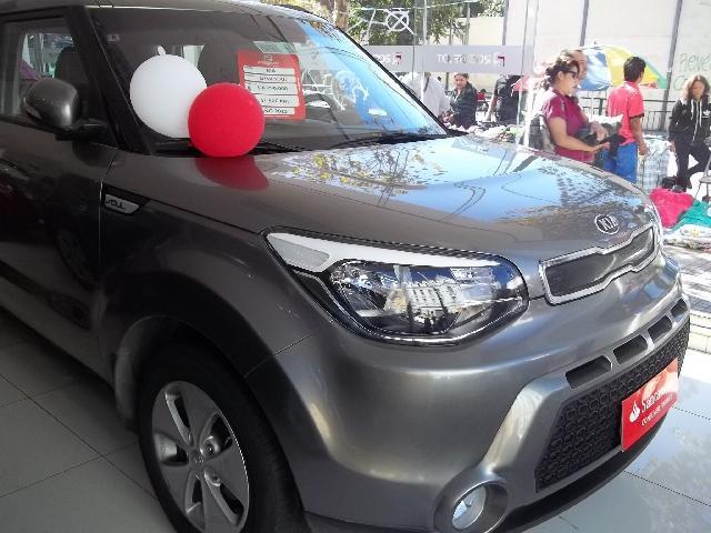Autos Rosselot Kia New soul ex 1.6 6mt ac abs dab ll euro v-1491 2015