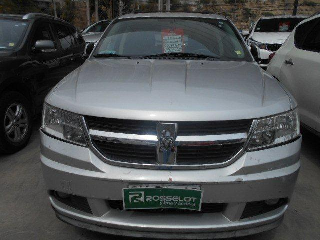 Autos Rosselot Dodge Journey sxt 2.7aut 2011