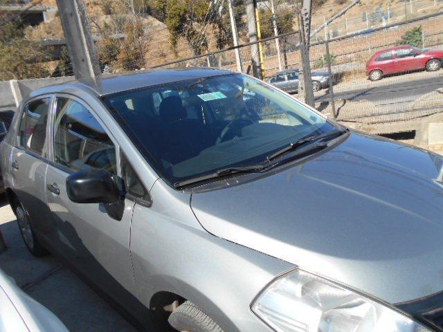 Autos Rosselot Nissan Tiida sedan s 1.6 mt-slm2001** 2013