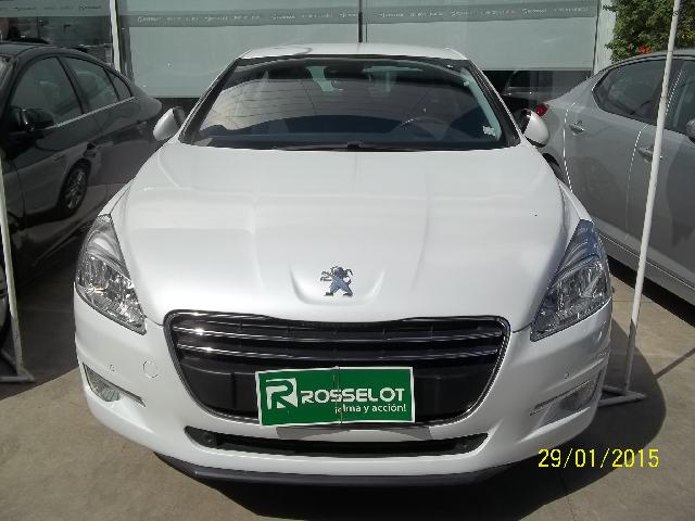 peugeot 508 active thp 1.6 at
