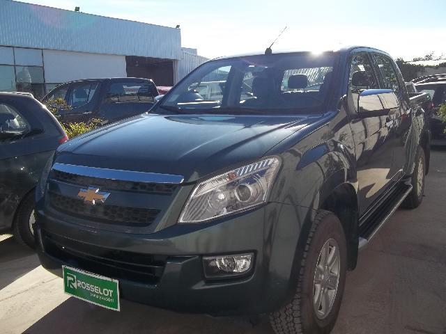 Furgones Rosselot Chevrolet Dmax 2.5 4x4 diesel full 2016