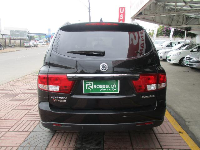 Camionetas Rosselot Ssangyong New kyron xdi 4x2 mt aa-ky410 2013