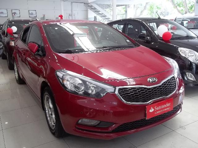 kia new cerato ex 1.6 mt ab-1390